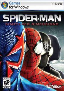 Spider-Man: Shattered Dimensions (2010/ENG/Multi5/Repack)
