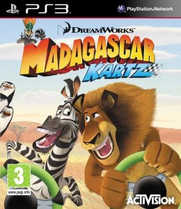 Madagascar Kartz (2009/EUR/ENG/MULTI) PS3