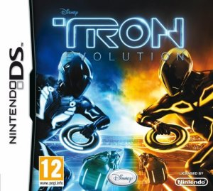 Tron Evolution [EUR] NDS