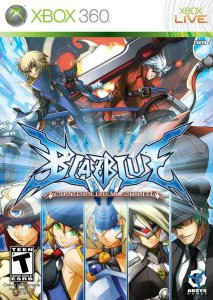 BlazBlue: Continuum Shift [Pal/Eng] XBOX360