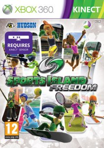 Sports Island Freedom [PAL/Eng] [Kinect] XBOX360