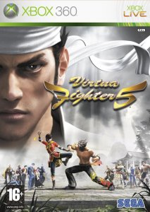 Virtua Fighter 5 [ PAL / ENG ] XBOX360