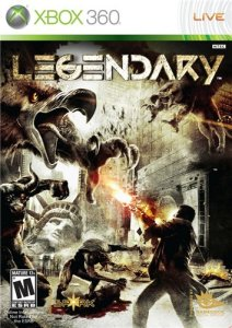 Legendary [PAL/RUS] XBOX360