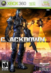 Crackdown 2 [Region Free][RUSSOUND] XBOX36