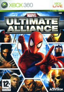 Marvel Ultimate Alliance [RegionFree / RUS] XBOX360
