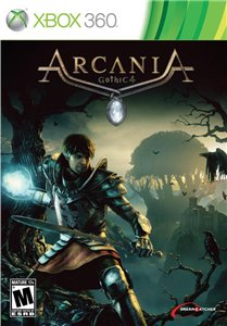 Gothic 4 Arcania [Region Free/RUSSOUND] XBOX360