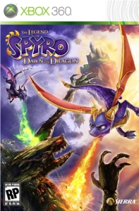 Legend of Spyro: Dawn of the Dragon [RegionFree / RUS] XBOX360