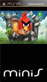Angry Birds [ENG] PSP
