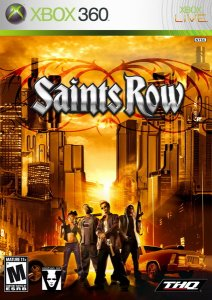 Saints Row (2006) [RUS/FULL/Region Free] (iXtreme Compatible) XBOX360