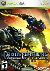 Transformers: Revenge of the Fallen [RF/RUS] XBOX360