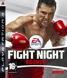 Fight Night Round 3 (EUR/ENG) PS3