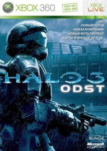 Halo 3: ODST (RF/ENG) XBOX360