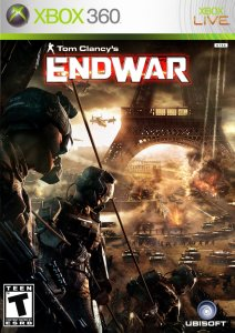 Tom Clancy's EndWar [PAL/RUSSOUND] XBOX360