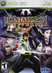 Phantasy Star Universe [PAL][NTSC-U][Multi5] XBOX360