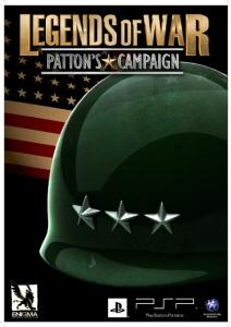 Legends Of War: Patton's Campaign (Patched) [FullRIP][ISO][ENG][US]