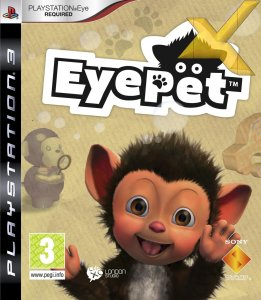 EyePet [FULL] [RUSSOUND] [Internal HDD only] PS3