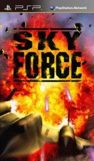 Sky Force [RUS] PSP
