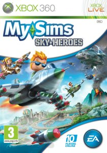 My Sims Sky Heroes [RF/ENG] XBOX360