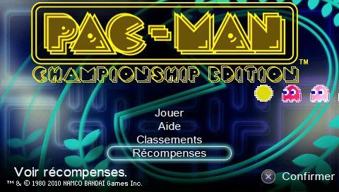 скачать игру Pacman на Psp - фото 10