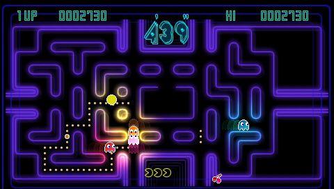 скачать игру Pacman на Psp - фото 11