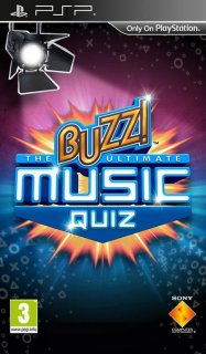 Buzz The Ultimate Music Quiz [MULTI2] PSP