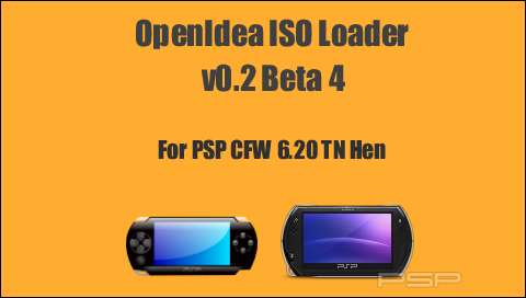 Open idea iso loader v0.2 beta4