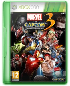 Marvel vs. Capcom 3: Fate of Two Worlds [Region Free][L] [multi5]