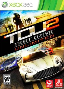 Test Drive Unlimited 2 [Region Free][ENG][L] XBOX360