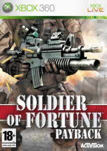 Soldier of Fortune: Payback [Region Free][RUS] XBOX360