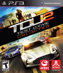 Test Drive Unlimited 2 [FULL][ENG] PS3