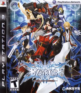BlazBlue Calamity Trigger (2010) [FULL][ENG] PS3