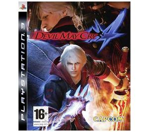 Devil May Cry 4 [ENG] PS3