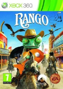 Rango: the Video Game [ENG] XBOX 360