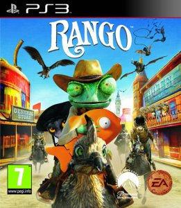 Rango: The Video Game [ENG] PS3
