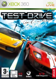 Test Drive Unlimited [RUS] XBOX 360