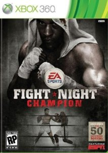 Fight Night Champion [RUS] XBOX 360