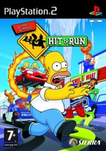 The Simpsons Hit&Run [ENG] PS2