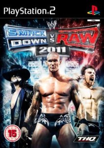 WWE SmackDown vs. RAW 2011[PAL][ENG] PS2