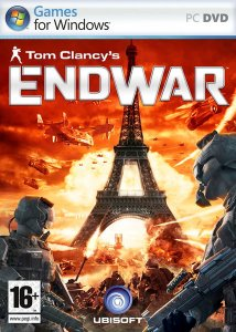 Tom Clancy's EndWar [RUSSOUND] PC