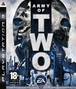 Army Of Two [Rus] PS3