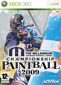 The Millennium Series Championship Paintball [ENG] XBOX 360