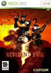 Resident Evil 5 [RUSSOUND] XBOX 360