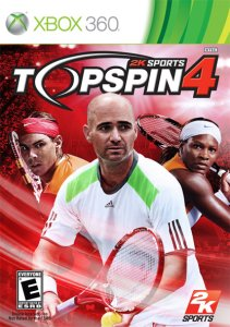 Top Spin 4 [ENG] XBOX 360