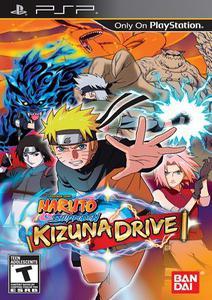 Naruto Shippuden: Kizuna Drive / ENG / Action / 2011 / PSP [ISO]