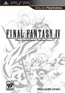 Final Fantasy IV: The Complete Collection / MULTI3 / RPG / 2011 / PSP [ISO]