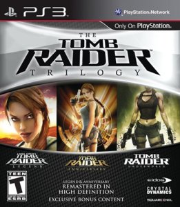 Tomb Raider Trilogy [ENG] PS3