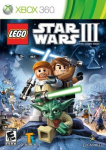 Lego Star Wars III: The Clone Wars [ENG] XBOX 360
