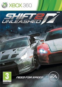 Need For Speed Shift 2: Unleashed [RUS] XBOX 360