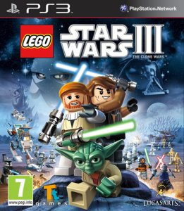 Lego Star Wars III The Clone Wars [ENG] PS3