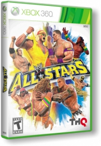 WWE All Stars [ENG] XBOX 360